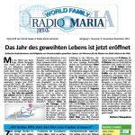 World Family of Radio Maria News - 09