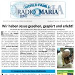 World Family of Radio Maria News - 10