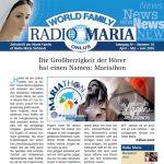 World Family of Radio Maria News - 16