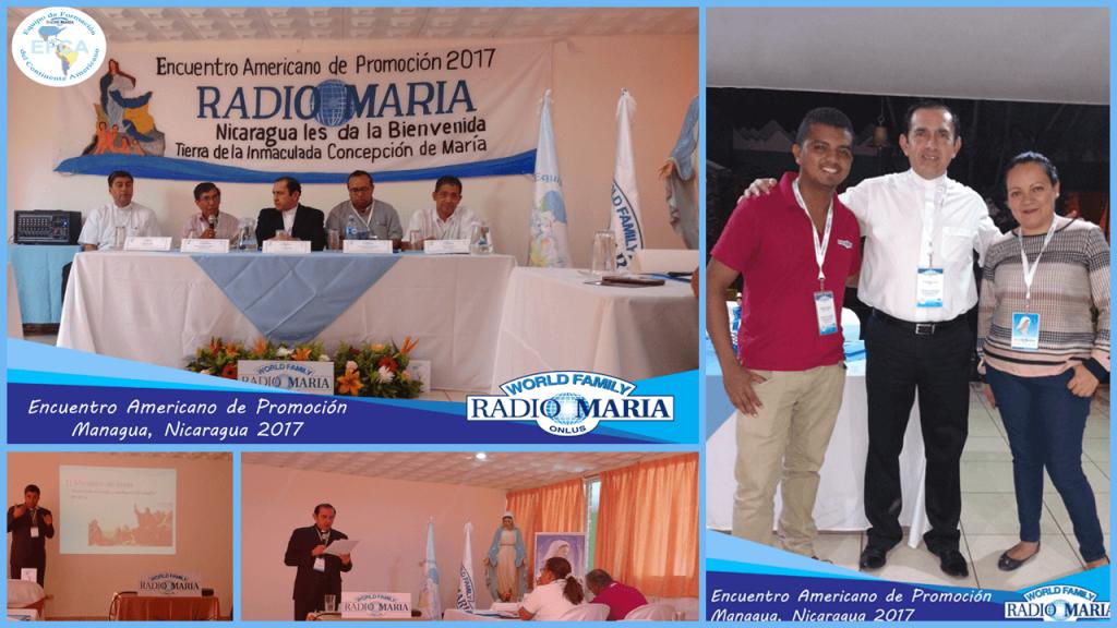 Incontro Nicaragua 2017